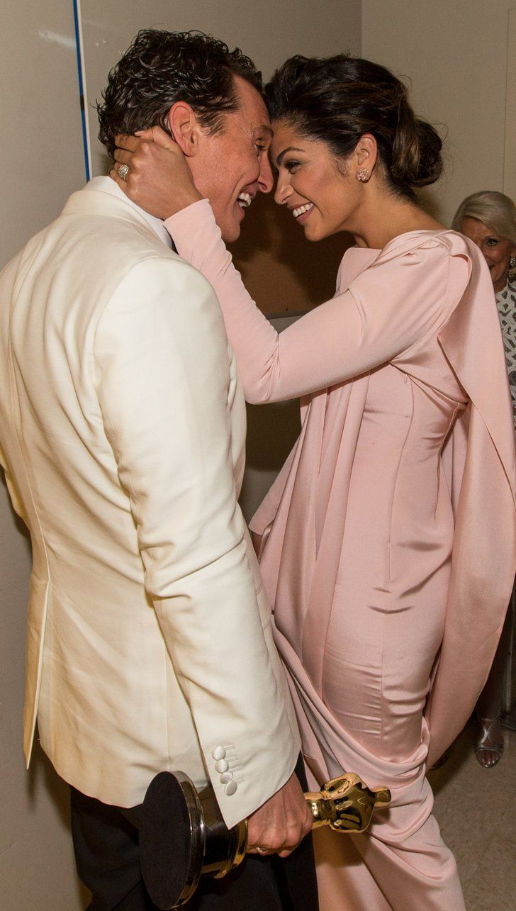 Matthew McConaughey and Camila Alves Have Years of Adorable Moments