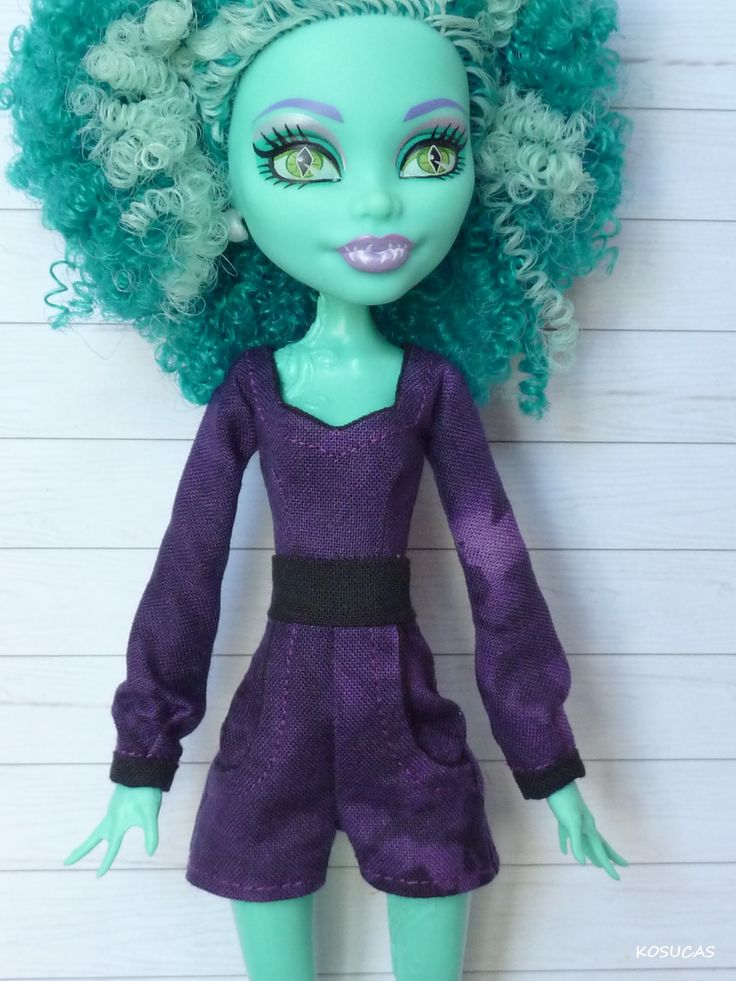 Monster High overall