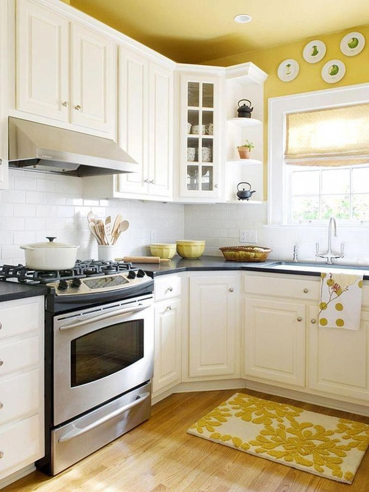 take a closer look pursued white kitchen cabinet yellow kitchen walls kitchen cabinet design on kitchen interior yellow and white id=93968