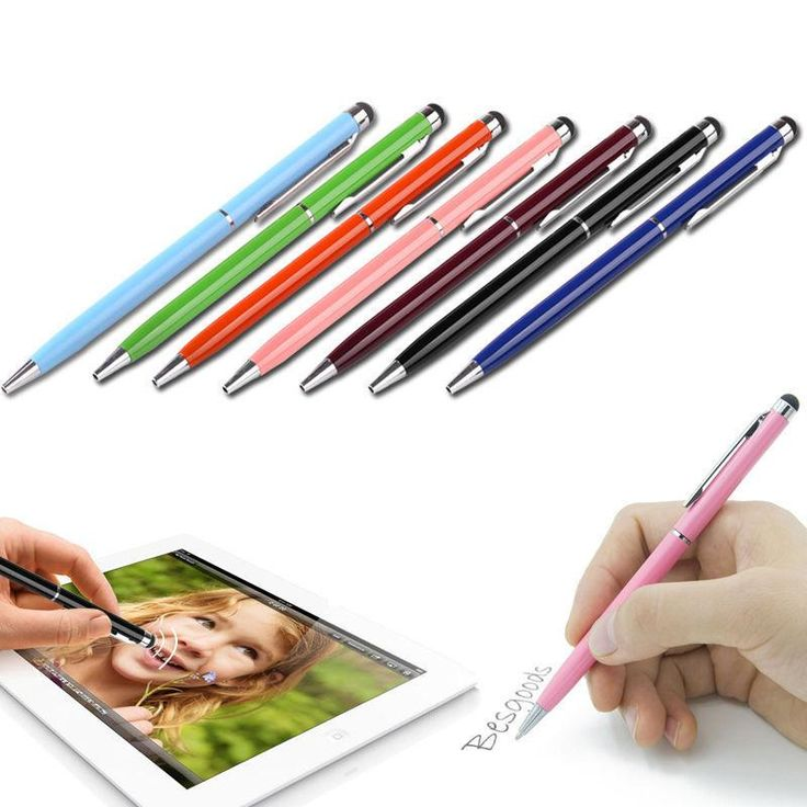 New arrival in our store. Brand new 2 in 1 Capacitive.... See it here now http://www.phonecasesplaza.com/products/2-in-1-capacitive-touch-screen-stylus-ball-point-pen-for-smartphones-and-tablets?utm_campaign=social_autopilot&utm_source=pin&utm_medium=pin