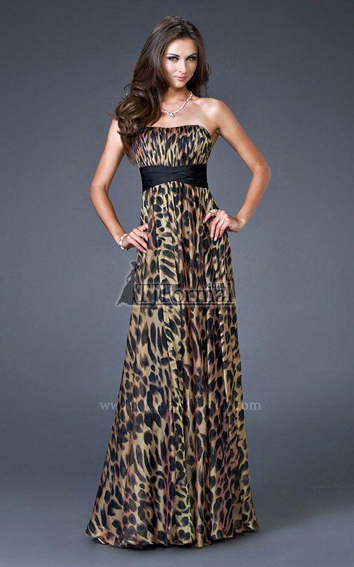 Year 8 prom dresses zebra