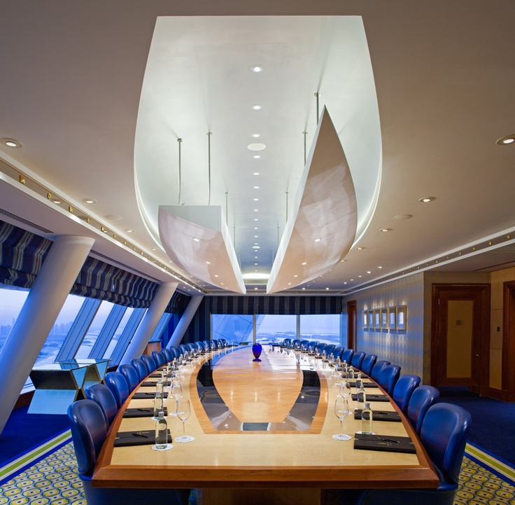 Burj al arab jumeirah suha meeting room burj al arab for Burj al arab rooms