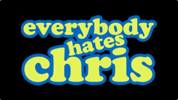 everybody hates chris logo - google search | chris | pinterest