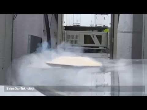 """Teknologi Masa Depan """"Kendaraan Melayang"""" seperti UFO - YouTube"""