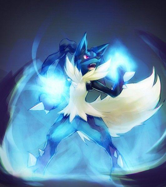 O aura rencontre pokemon x