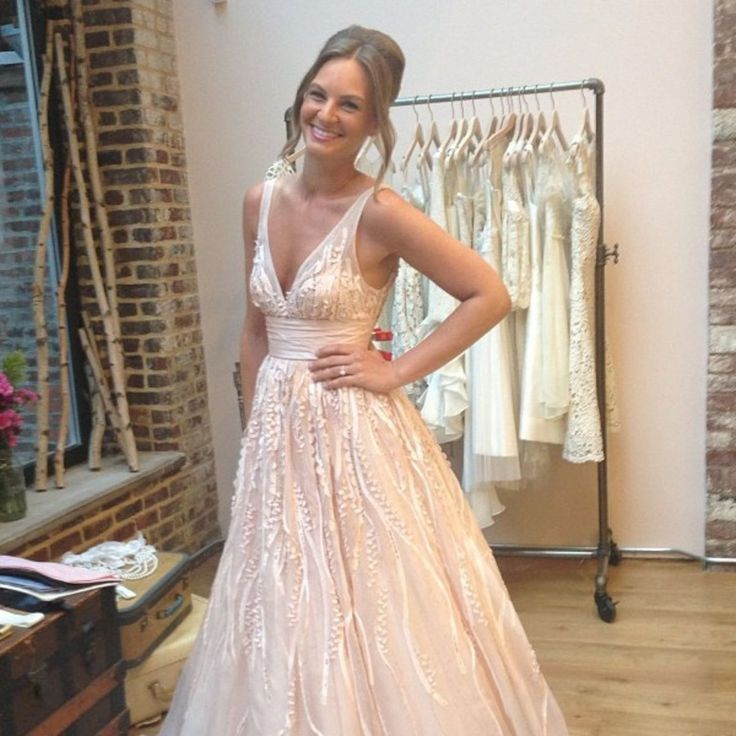 Real Brides In Wedding Dresses: A Sneak Peek At Our Photo Shoot With Real Brides Wearing