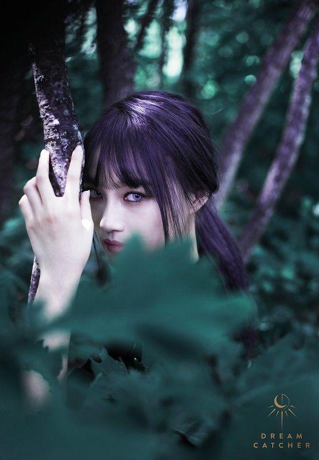 Resultado de imagen de siyeon dreamcatcher prequel