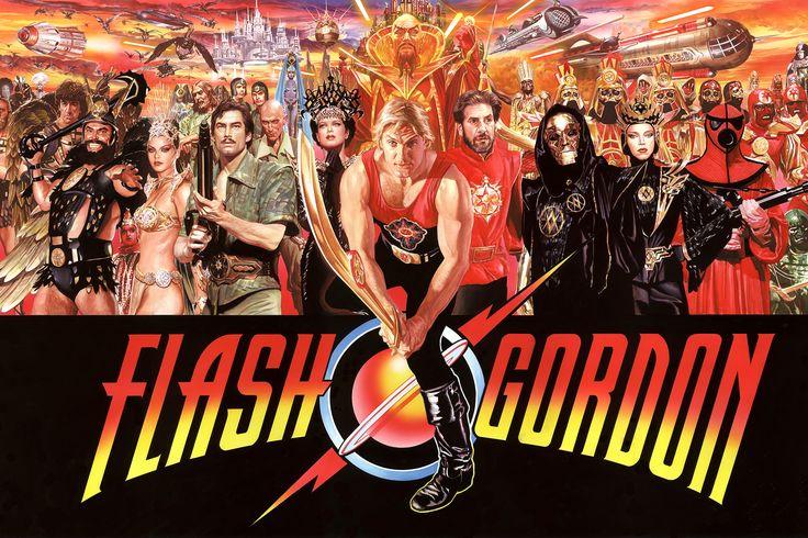 Flash Gordon by Alex Ross