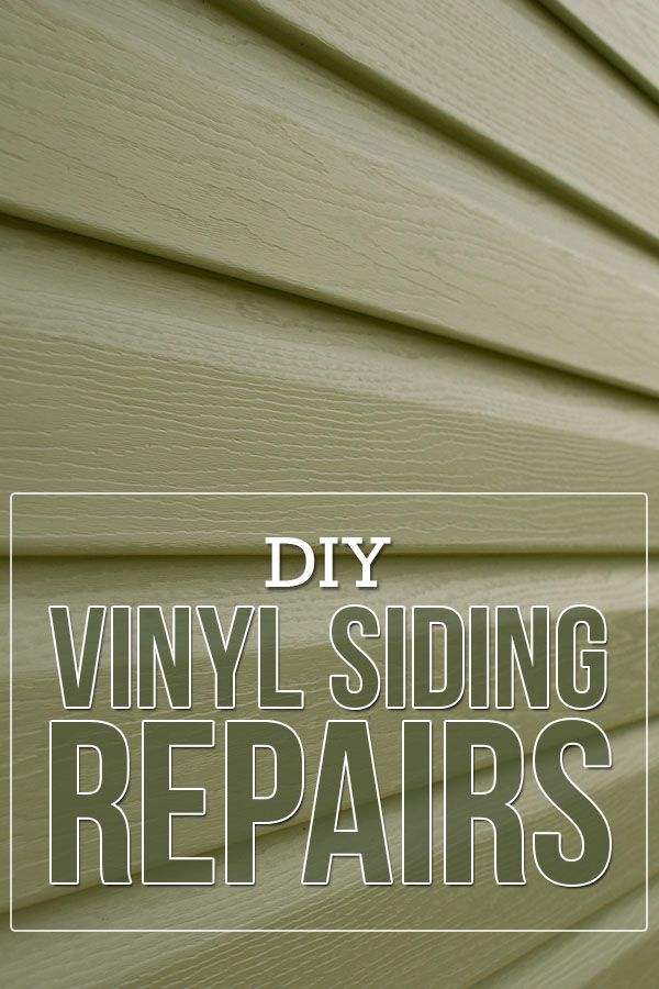 How To Repair Vinyl Siding Like A Pro Budget Dumpster In 2020 Vinyl Siding Repair Siding Repair Vinyl Siding