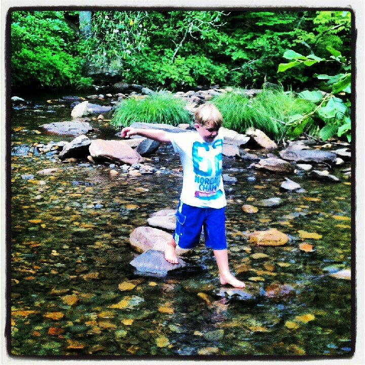 #Summervacations: Cheri Enjoy