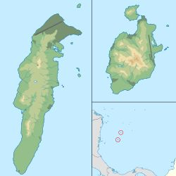 Topography of the archipelago