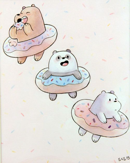 7 Best Images About We Bare Bears On Pinterest Sprinkle