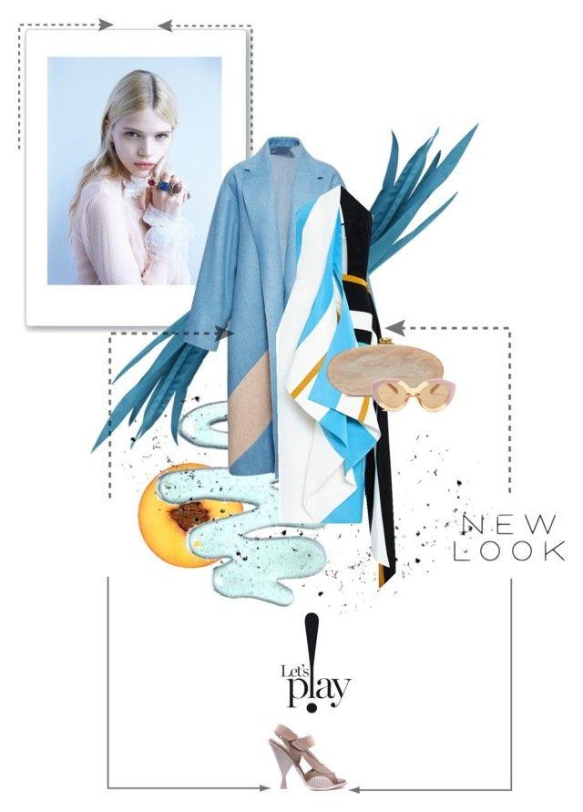 Blue Friday | Karen Walker, Prada and Karen O\u0026#39;neil