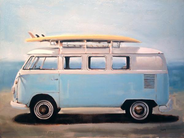 surf bus | SANTIAGO MICHALEK
