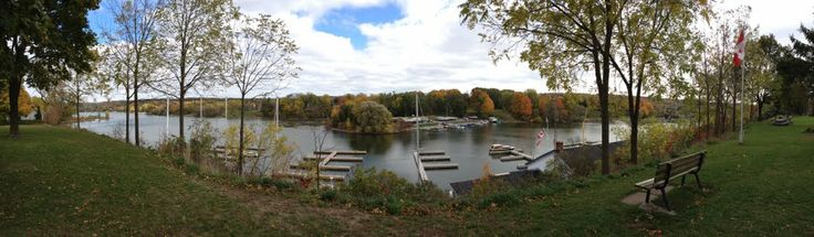 Panoramic of Picton Harbour