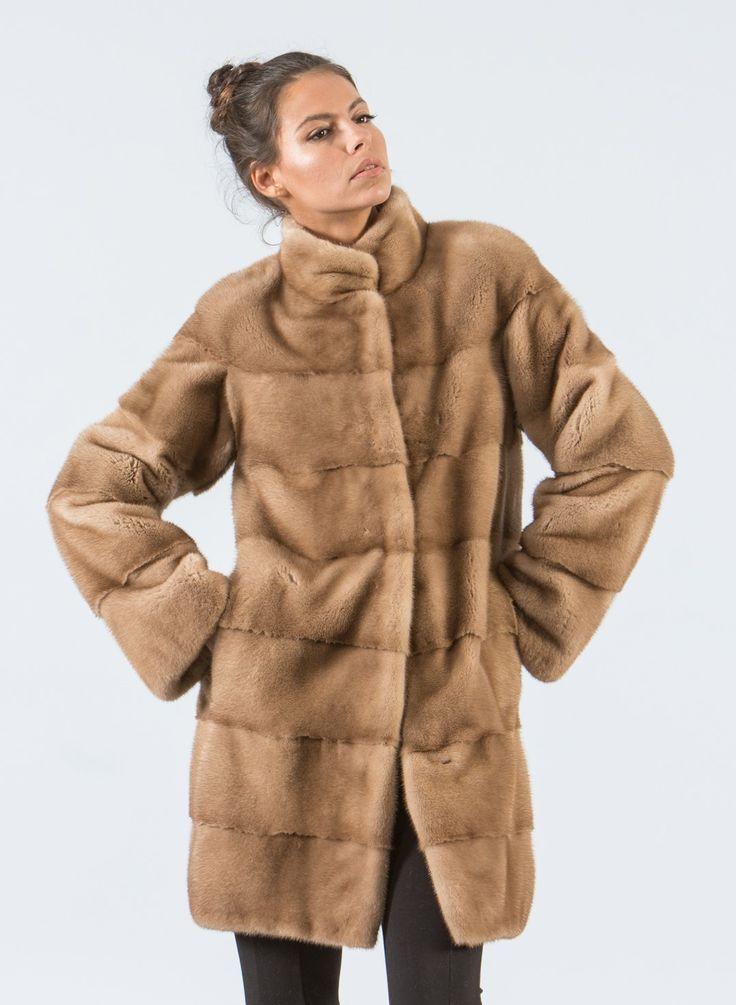 Red Glow Mink Fur Jacket    #redglow #mink #fur #jacket #real #style #realfur #elegant #haute #luxury #chic #outfit #women #classy #online #store