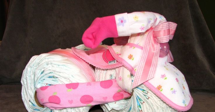 Around the Block with scrapalette: Diaper Tricycle!