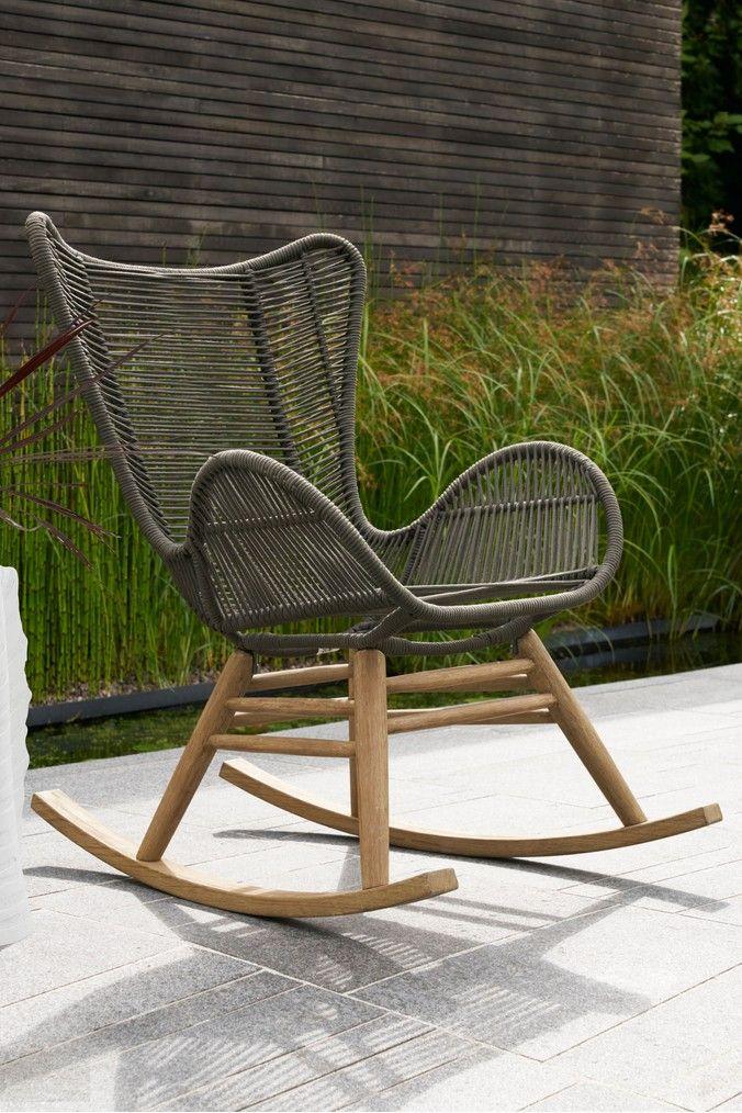 Bali Rocking Chair | Garden rocking chair, Rocking chair