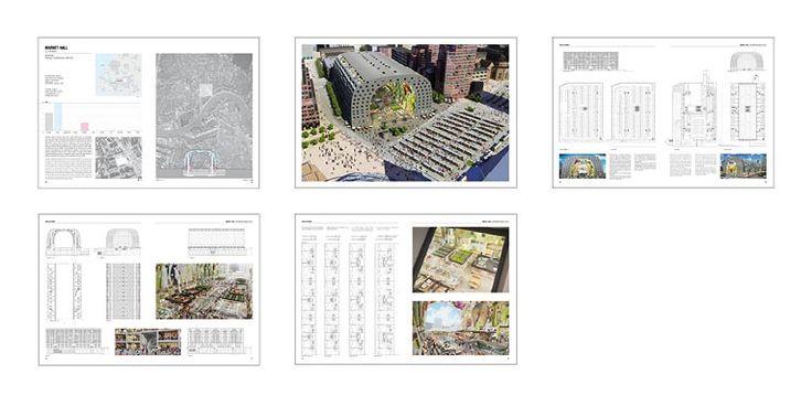 MVRDV. Market Hall. Rotterdam, The Netherlands #hybridbuildings #edificioshibridos Published in THIS IS HYBRID http://aplust.net/tienda/libros/%20%20%20%20%20/This%20is%20Hybrid/