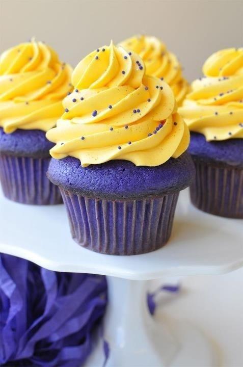 Photos at University of Washington - University District - Seattle, WA Trophy cupcakes? - worth every penny.