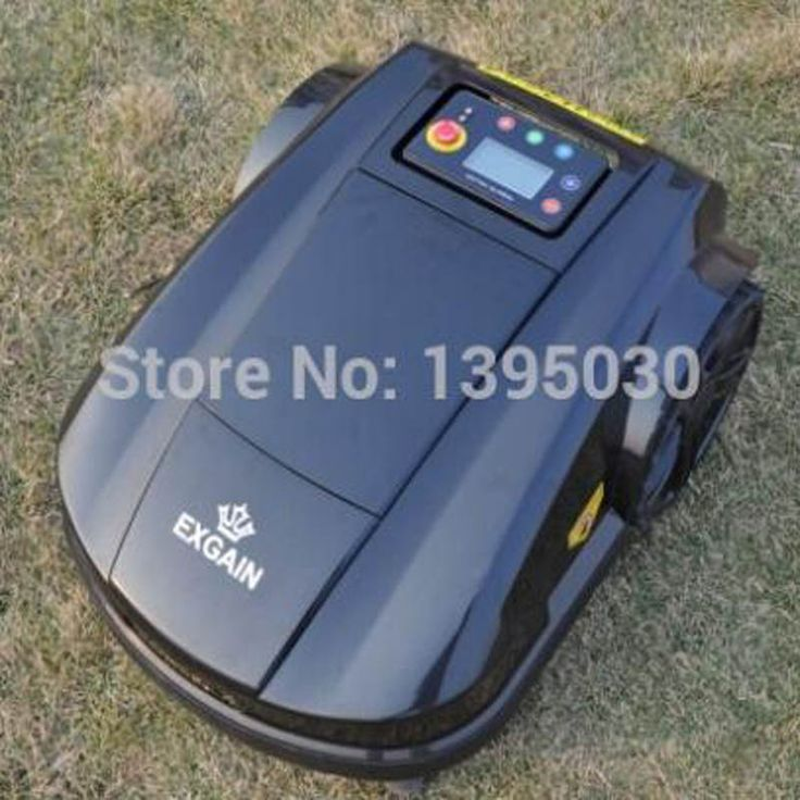 1Pcs S520 4th generation robot Intelligent lawn mower auto grass cutter, auto recharge, robot grass cutter garden tools