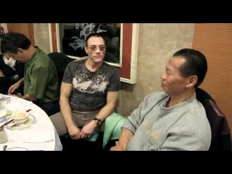 Bolo Yeung & Jean Claude Van Damme (2011) I love this...