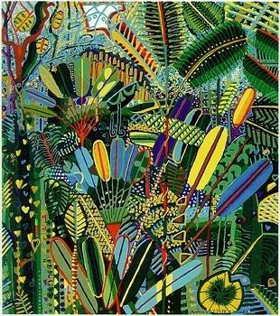 Botanical Gardens by Michael Adams