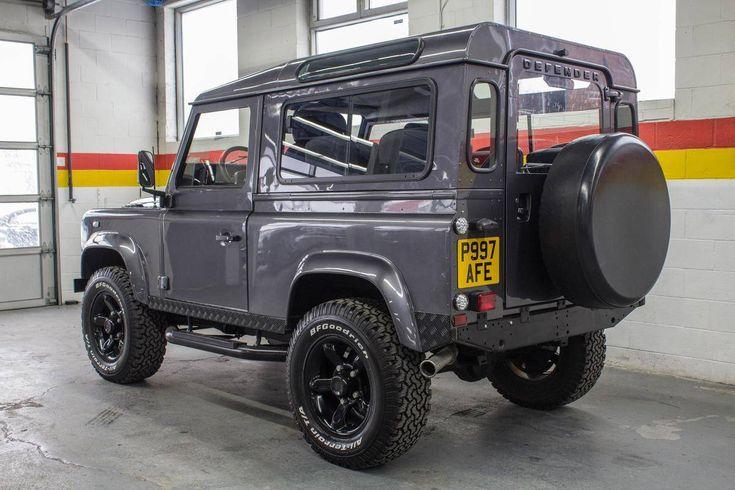 1997 Land Rover Defender 90 for sale #1908544 - Hemmings Motor News