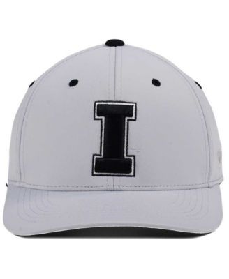 new concept 4c9b6 896f0 ... germany top of the world iowa hawkeyes grype stretch cap gray m l 1c03b  dce75