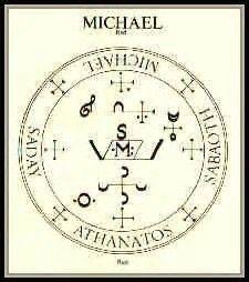 Resultado de imagem para Archangel Michael Angelic Symbols
