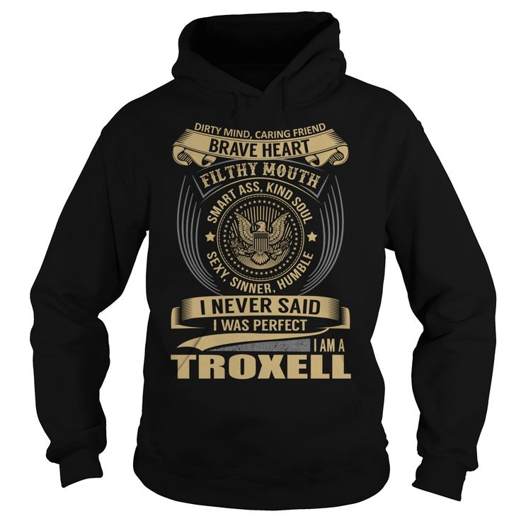 TROXELL Last Name, Surname T-Shirt