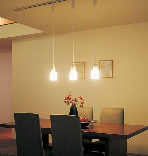 F.L.S.蛍光灯ペンダント プラグタイプ(ダイニング)  実例・設置イメージ集 | 照明のライティングファクトリー