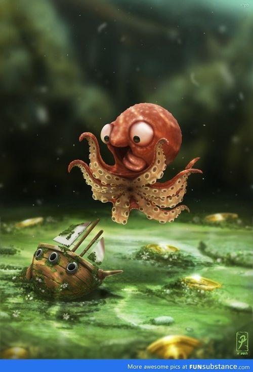 Release the kraken! - FunSubstance.com