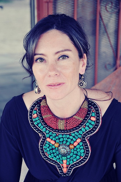 Tribal Princess - Tibetan Choker    A collection of ethnic and tribal pieces from Tibet. This collection includes Miao silver and hand beaded chokers in coral and turquoise. http://www.gypsyinstilettos.com/photos/tribal_gypsy_jewelry/photo-shoot-2-384.html