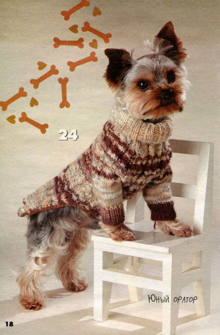 Knitting Dog Clothes : Dog sweater pet apparell knit pinterest