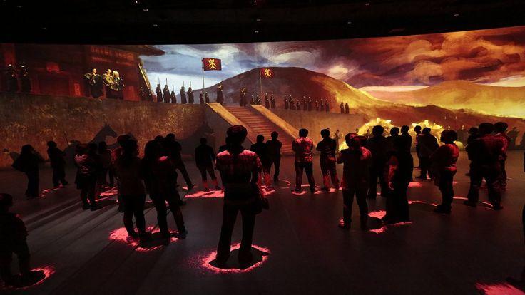 Wu Kingdom HelV Relics Museum Implementation on Vimeo