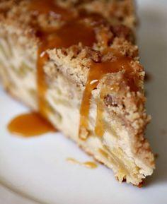 Sour-Cream Apple Pie