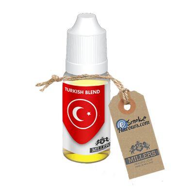 #eliquid #ecig #vape #vapefam #vapenation #vaping #ejuice Millers Turkish-Blend eliquid - Millers Turkish-Blend eliquid Turkish Blend is een stevige en kruidige tabak smaak welke zeer gewaardeerd wordt door de zwaardere rokers. Silverline 100% Dutch eliquid eliquid - Price: €2.95. Buy now at https://www.esmokeflavours.com/millers-turkish-blend-e-liquid.html
