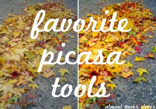 Favorite free photo editing tools.... in case I ever actually have time to do any editing