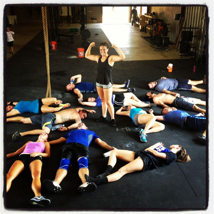 CrossFit Strive.  This is super fun pic lol #crossfit #funny