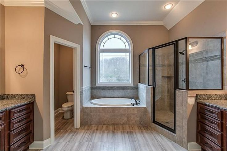 Master bathroom cg388 pinterest master bathrooms for Bathroom ideas 8 x 11