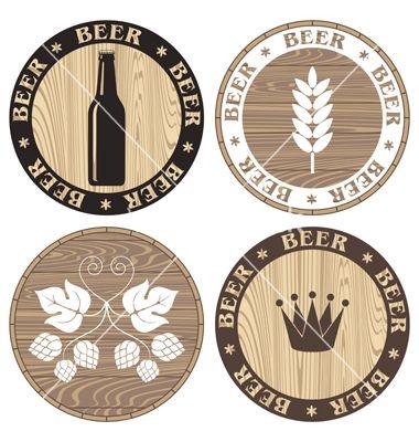 Beer vector 2388106 - by Aliaksei on VectorStock®
