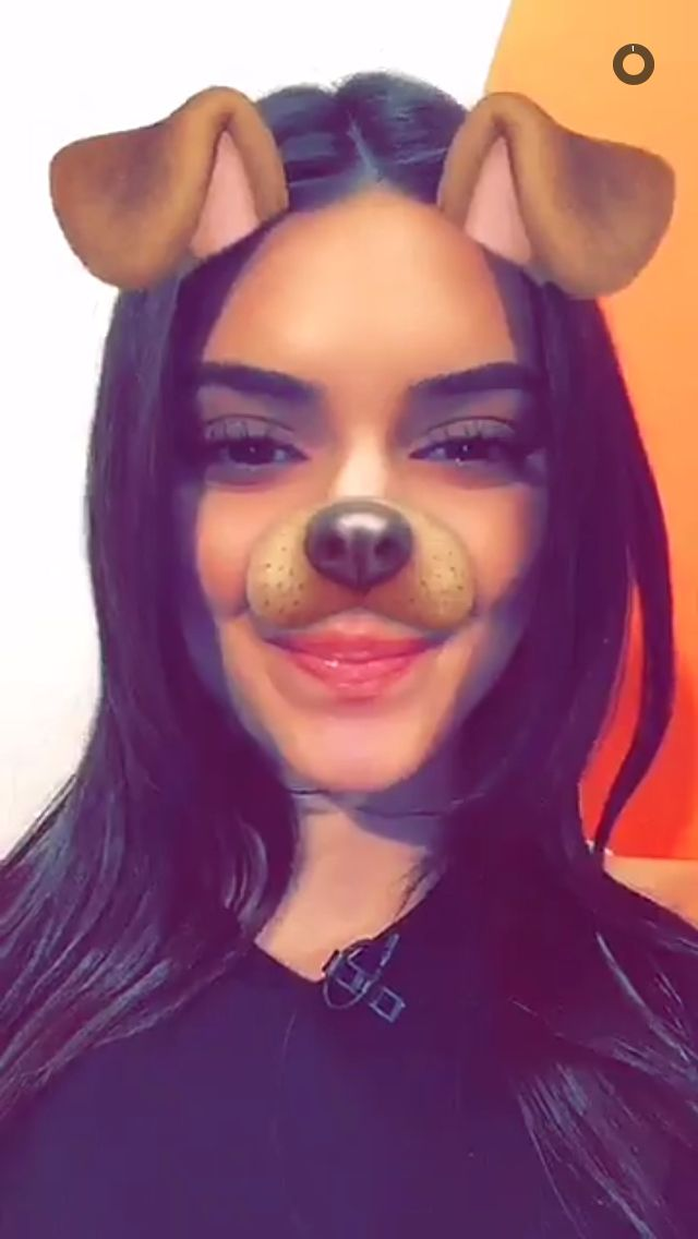 17 Best Ideas About Kendall Jenner Snapchat On Pinterest