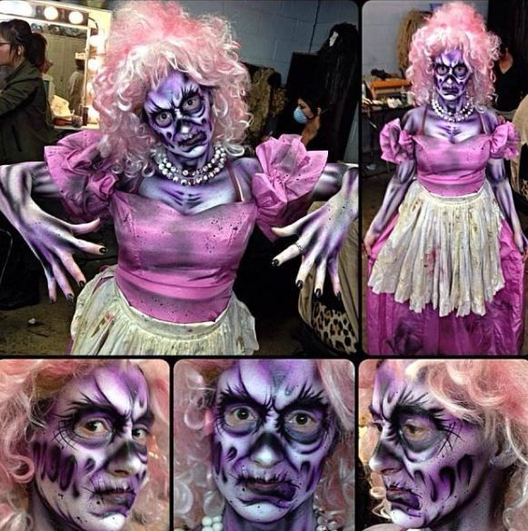 217 best Costumes & Make Up Ideas images on Pinterest | Costumes ...