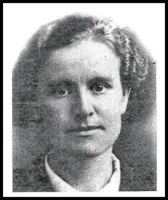 Angela Maria Tam - Terziaria francescana, uccisa dai partigiani il 6 maggio 1945 a Buglio in Monte
