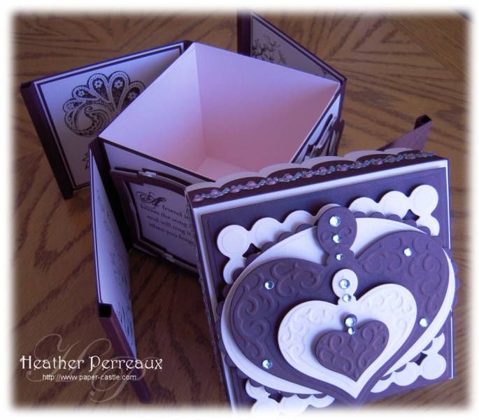 Pinwheel box: Photo