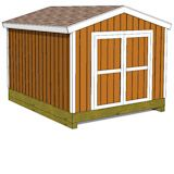 10x12 shed plan