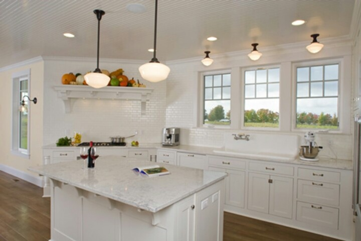White Country Kitchen Backsplash what a 2x8 backsplash looks like | 15 | pinterest | country