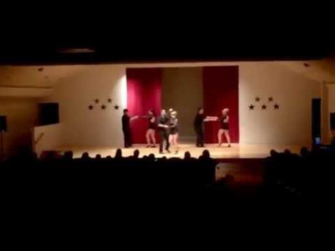 Odio by Romeo Santos ft Drake Performance.choreographed by rudy and i
