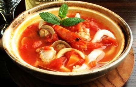 Sop Tomat Seafood